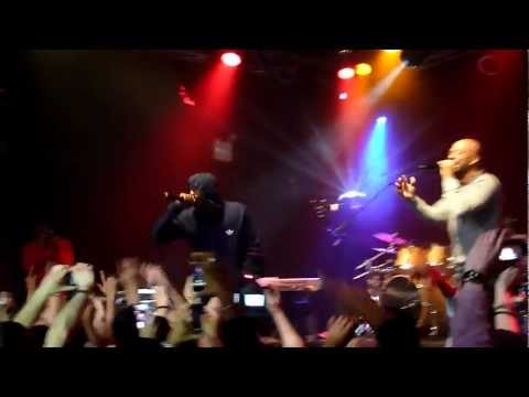 Common  The Corner + NY State of Mind  feat Nas   12192011 @ NYC