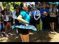 El Show de las Cachiporras del desfile del dia de la independencia de El Salvador. Parte 4/5