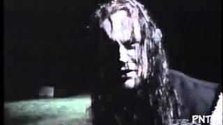 1996 WWF BURIED ALIVE - Cemetery vignette #2
