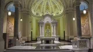St. Marys Cathedral of Immaculate Conception Renovation Wichita, Kansas