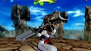 Inuyasha: Feudal Combat | Bankotsu vs. Miroku