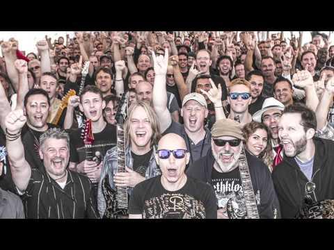 Joe Satriani Announces G4 Experience 2016