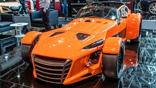 Donkervoort D8 gto rsr - top marques monaco 2017 hq