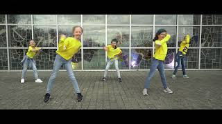 Justin Bieber - All around the world - Dance choreography by Chiara Grignoli, PetiteForce
