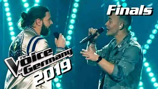 Erwin Kintop feat. Rea Garvey - How Bout You | The Voice of Germany 2019 | Finals