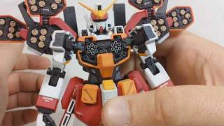 Gundam Review: MG Gundam Heavyarms EW pt02