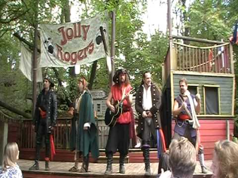 The Jolly Rogers - Santiano
