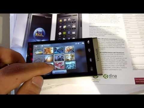 Viewsonic Viepad 4 Smartphone Kurztest und Demo