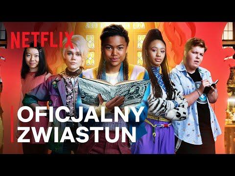 Poradnik łowczyni potworów | Oficjalny zwiastun | Netflix