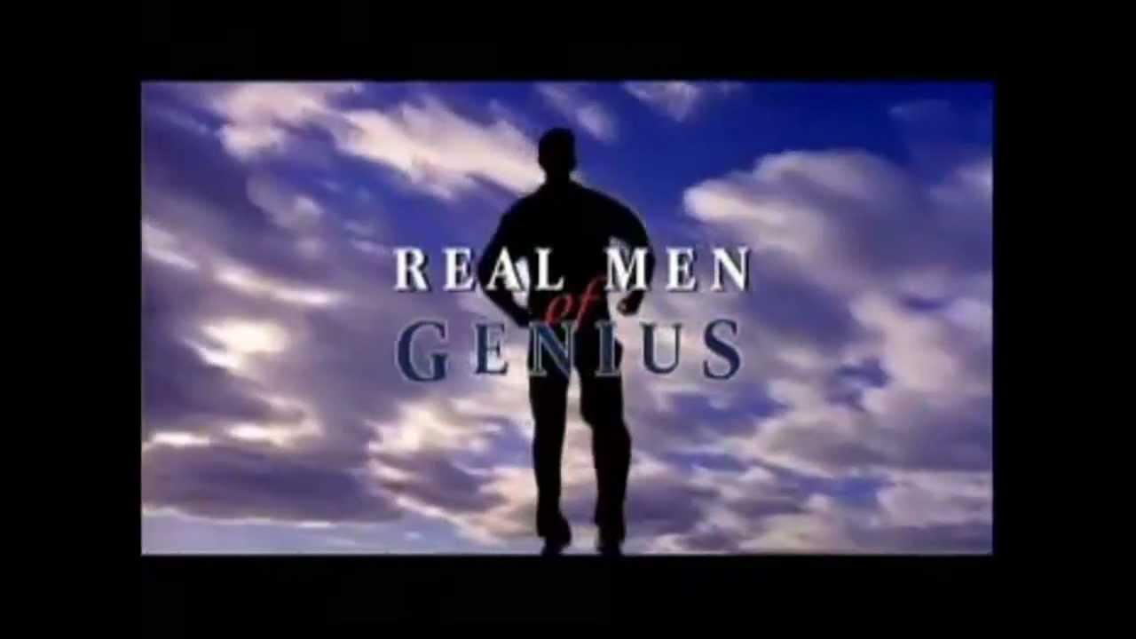Real Men Of Genius   BASSHEAD Edition