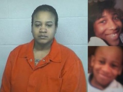 Dreadful Detroit~mom harms her 2 kids and stuffs them in FREEZER!!