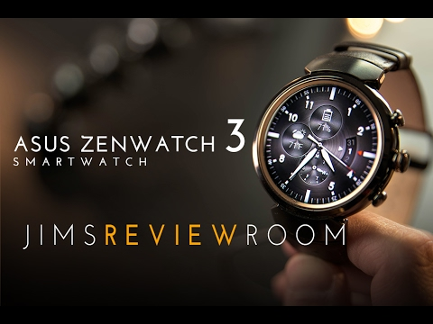 asus zenwatch 3 smartwatch review youtube. Black Bedroom Furniture Sets. Home Design Ideas