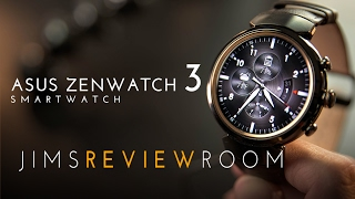 Asus Zenwatch 3 SmartWatch - REVIEW