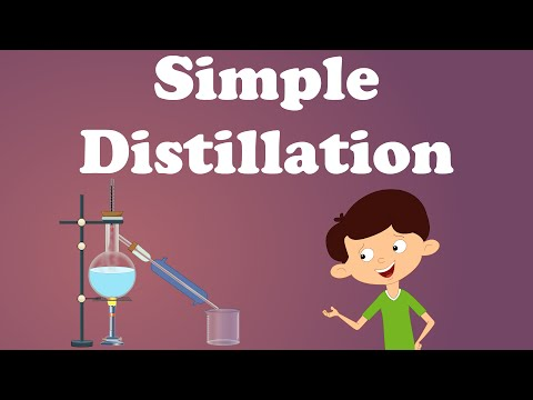 Simple Distillation