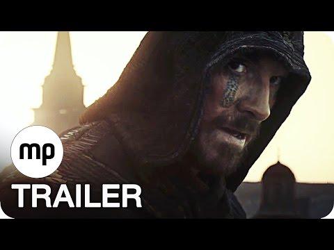 ASSASSINS CREED Trailer German Deutsch (2016)