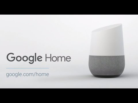 Google Home : The All New Google Home