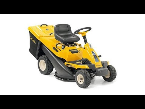 Unboxing And Testing Cub Cadet 30 30h Lawn Tractor Mower