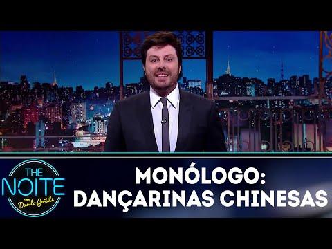 Monólogo: Dançarinas chinesas | The Noite (14/09/18)