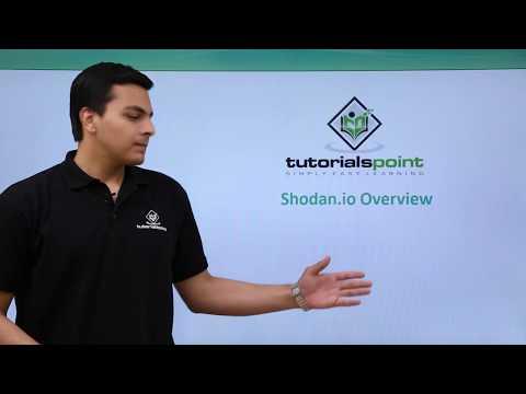 Penetration Testing - Shodan.io Overview