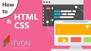 How to HTML&CSS. Урок 16. Как создать форму с полями для ввода логина и пароля с помощью HTML и CSS?