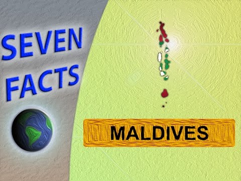 7 Facts about Maldives