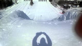 biggest snow slide ever