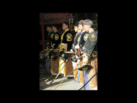 【Amazing Japanese 】일본 전통 마상 활쏘기 - 야부사메