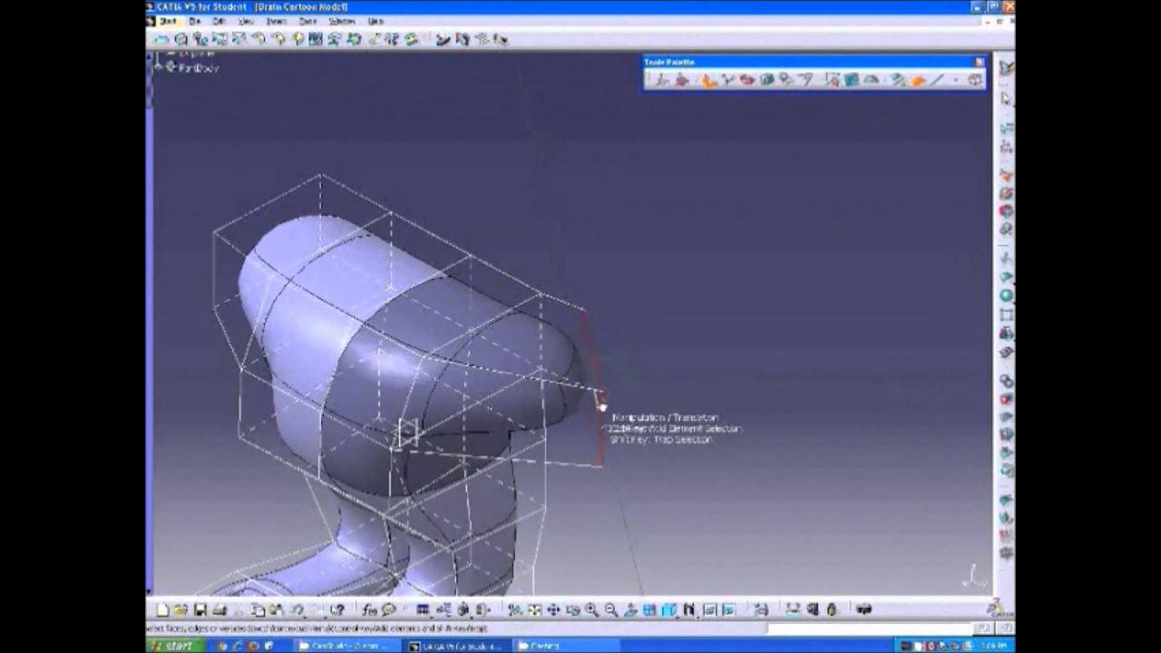catia v5 imagine and shape tutorial pdf. Black Bedroom Furniture Sets. Home Design Ideas