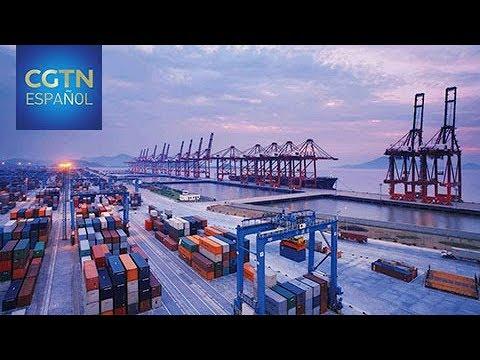 El Puerto de Ningbo-Zhoushan promueve la apertura del país