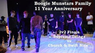 Supreme Beingz vs Church/Swift Nyce na BMF 11 Year Anniversary
