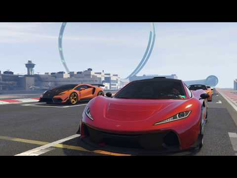 Grand Theft Auto V Online ქართულად რბოლები მოვიგე და გაბრაზებულებმა DNF დამტოვეს :D :D :D