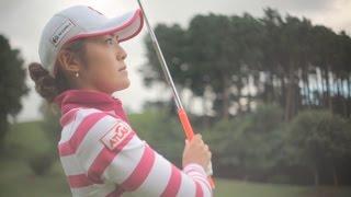 Descente Golf meets Ayaka Watanabe(デサント ゴルフ)