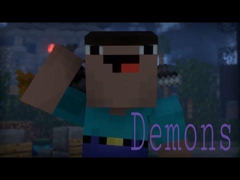 Demons-Minecraft Parody