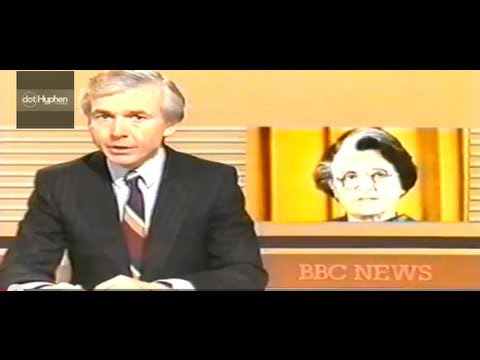 Indira Gandhi Assassination - News Coverage In 1984