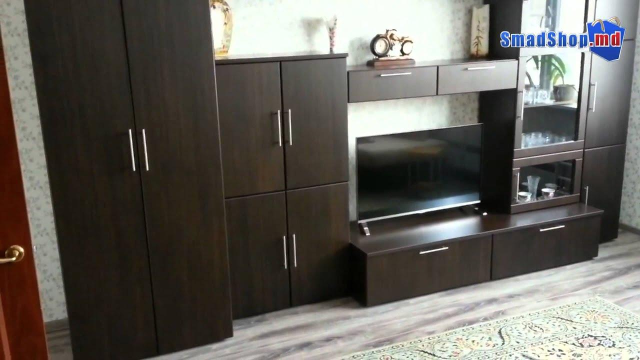 Модульная гостиная «Наоми» - YouTube