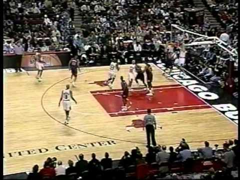 Michael Jordan: 44 Points Vs New York (1997-98 Regular Season)