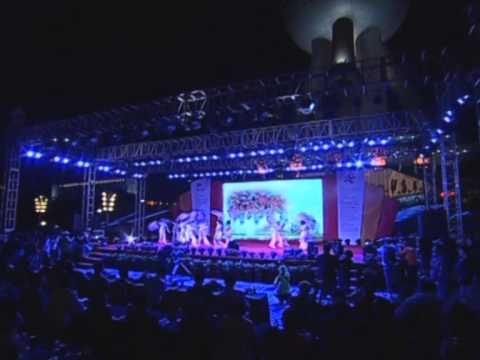 International Shanghai Folk Dance Festival 2012