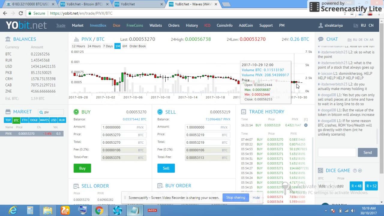 pkb btc tradingview
