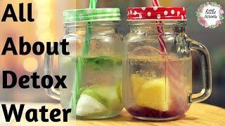How Detox Water Works || Is Detox Water GOOD or BAD