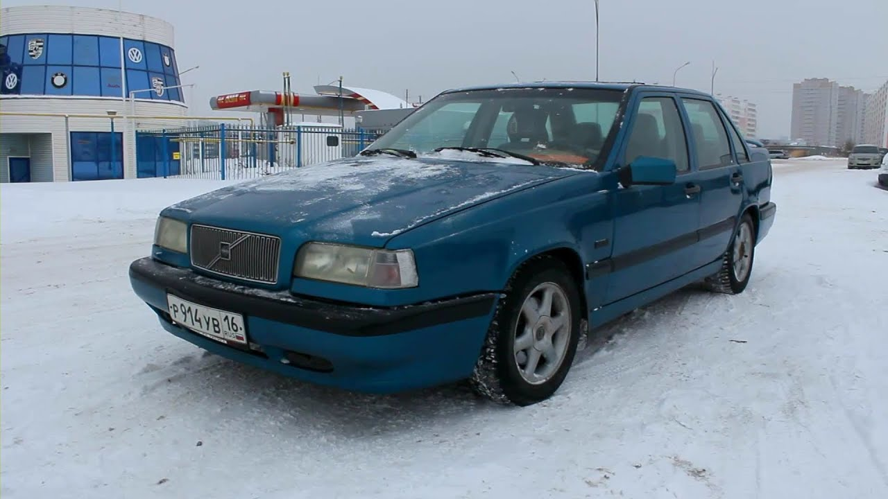 1995 Volvo 850. Start Up, Engine, and In Depth Tour. - YouTube
