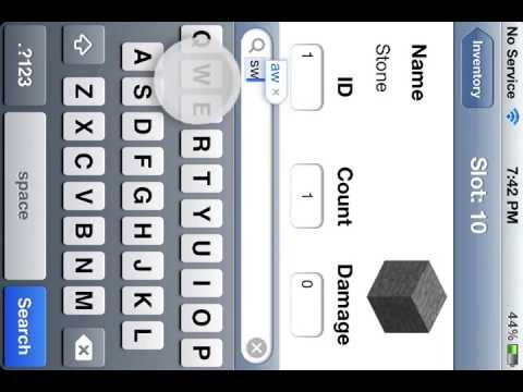 How to use IMCPE Edit for Minecraft Pe