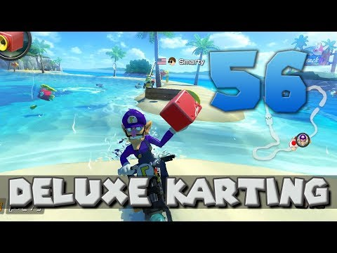 [56] Deluxe Karting (Mario Kart 8 Deluxe w/ GaLm and friends)