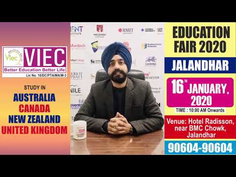 study-abroad- -education-fair-2020,-jalandhar- -viec