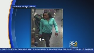 Repeat youtube video Police Seek Teen Who Robbed Two Passengers On CTA Trains