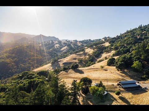 Eagle Rock Ranch, Mendocino County California