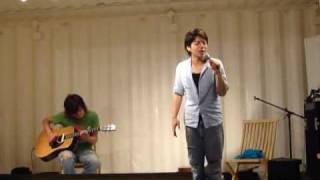「空」 HARU 09.07.17 日比谷パティオ A.Guitar 渡辺 裕太.
