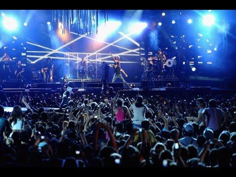 Enrique Iglesias concert [Tonight I am loving you]