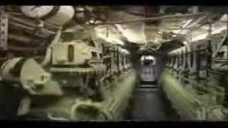 inside a uboat