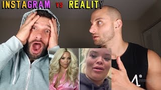 Gambar cover INSTAGRAM vs REALITY
