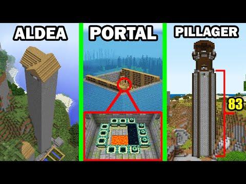 Semillas de Minecraft que Debes Ver para Creer...
